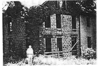 Barent Newkirk's house - photo circa 1980s